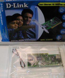 D-Link. Fast Ethernet 10/100Mbps Adapter.