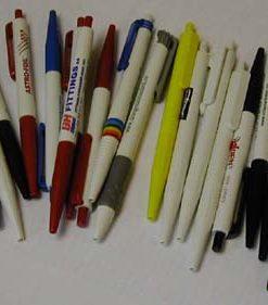 Kulepenner med trykk