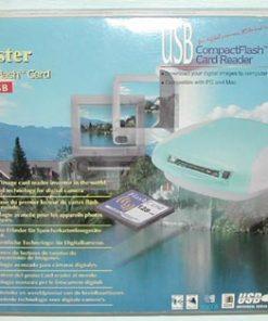 Master CompactFlash Card