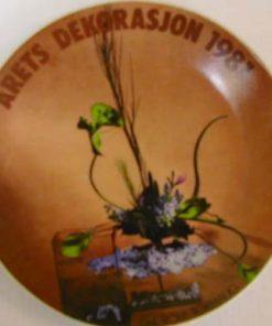 Årets dekorasjon 1981