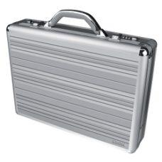 Koffert i aluminium