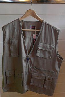 US Basic vest S