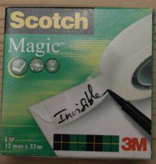Scotch magic tape 3M