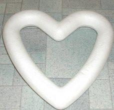 Hjerte i isopor