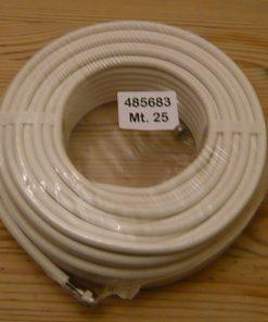 Kabel fra parabol til TV