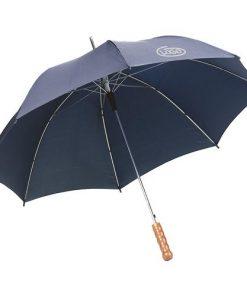 Paraply blå, golf