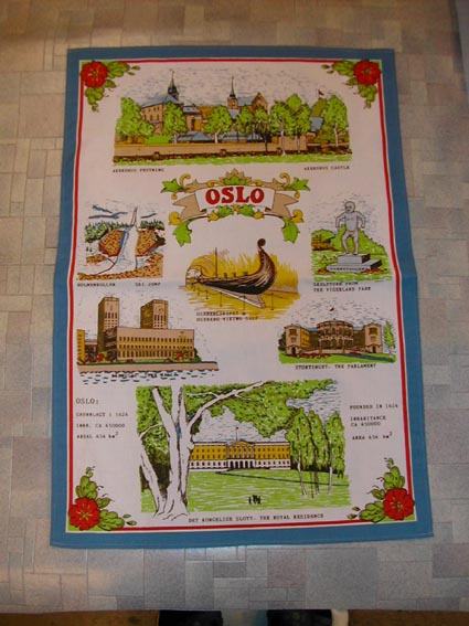 Pyntehåndkle Oslo
