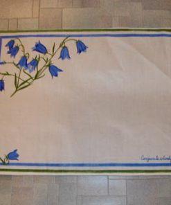 Campanula rotundifolia brikke
