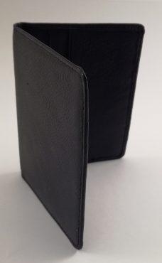 Kredittkoromslag sort okselær