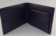 Lommebok sort okselær