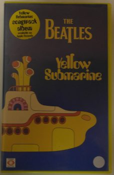 THE BEATLES YELLOW SUBMARINE.