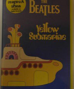 THE BEATLES YELLOW SUBMARINE.