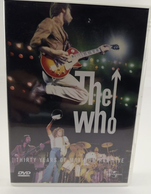 The Who thirty years of maximum R&R live