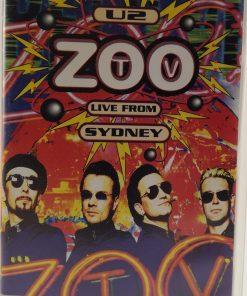 U2 ZOO TV Live from Sydney
